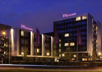 MERCURE HOTEL GRONINGEN MARTINIPLAZA - Exterior