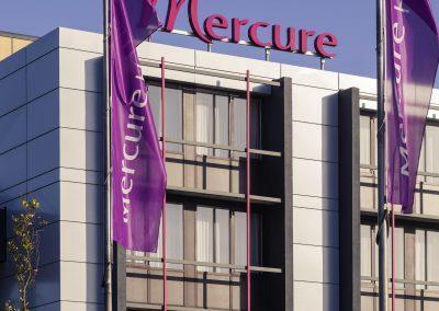 MERCURE HOTEL GRONINGEN MARTINIPLAZA Gebouw