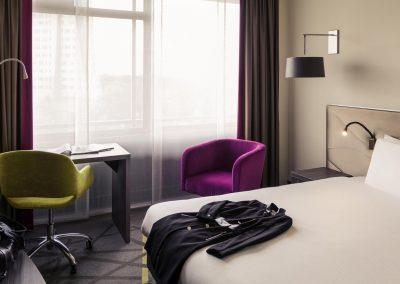 MERCURE HOTEL GRONINGEN MARTINIPLAZA Standaarkamer