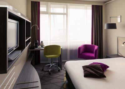 MERCURE HOTEL GRONINGEN MARTINIPLAZA Privilege kamer