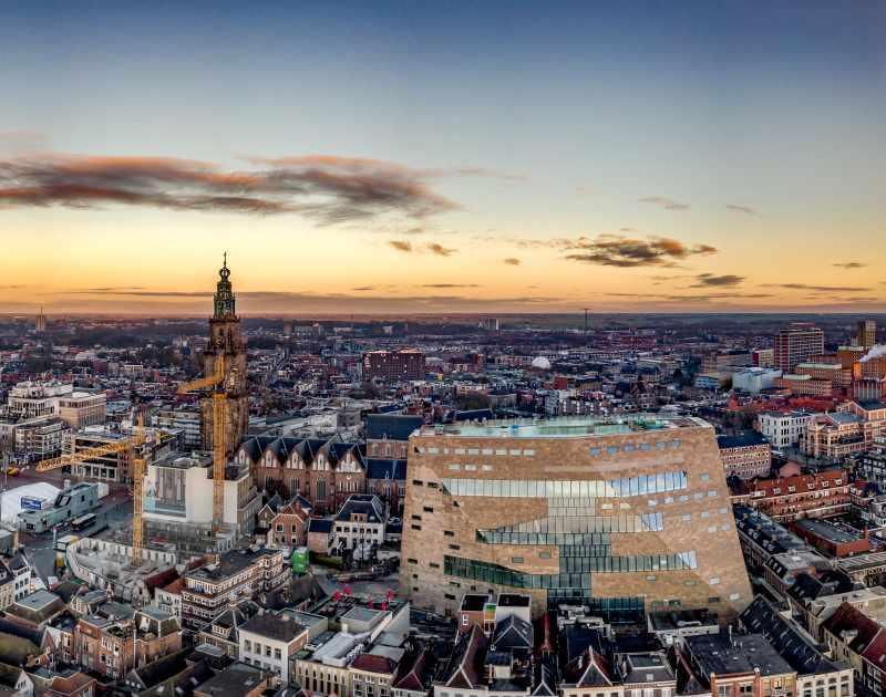 Forum Groningen geopend